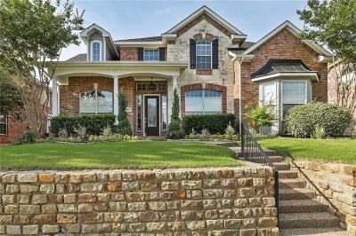 Allen Single Family Home For Sale: 2015 Glenmere Drive