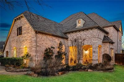 McKinney Single Family Home For Sale: 2109 White Oak Road