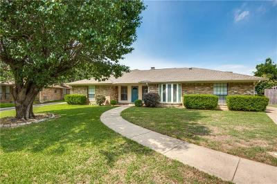 Irving Single Family Home For Sale: 3916 Greenhills Court W