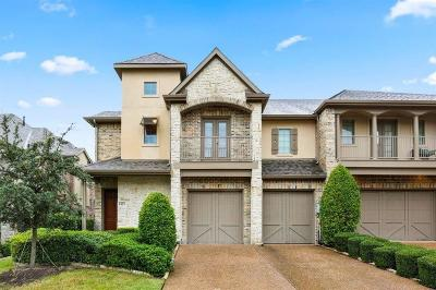 Frisco Townhouse For Sale: 2427 Greymoore Drive
