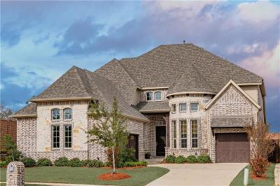 Allen Single Family Home For Sale: 1603 Thoroughbred Lane