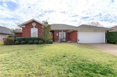 North Richland Hills Single Family Home For Sale: 8612 Cato Drive