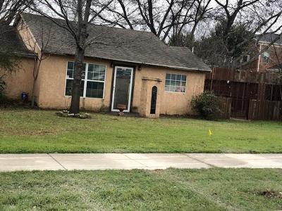 Lewisville Single Family Home For Sale: 418 E Main Street