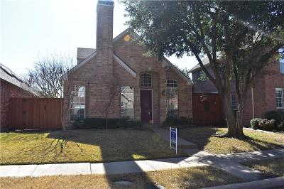 Plano Single Family Home For Sale: 6228 Park Meadow Lane