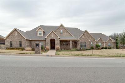 Fort Worth Single Family Home For Sale: 4025 Snow Creek Drive