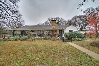 Dallas County Single Family Home Active Contingent: 14050 Skyfrost Drive