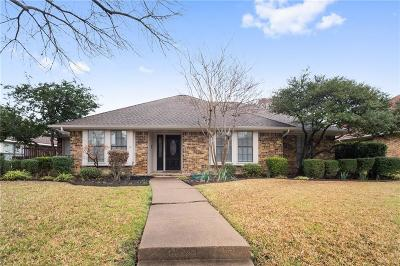 Plano Single Family Home For Sale: 4629 Versailles Lane
