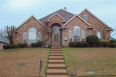 Rockwall Single Family Home Active Option Contract: 4648 Steeple Chase Lane