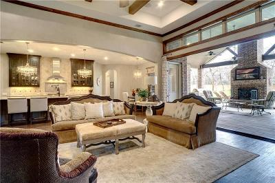 Colleyville Single Family Home For Sale: 5817 Country Way