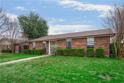 Plano Single Family Home For Sale: 1112 Lombardy Drive