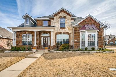 Garland Single Family Home For Sale: 1506 Turning Leaf Lane