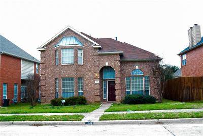 Lewisville Single Family Home For Sale: 837 High Meadow Court