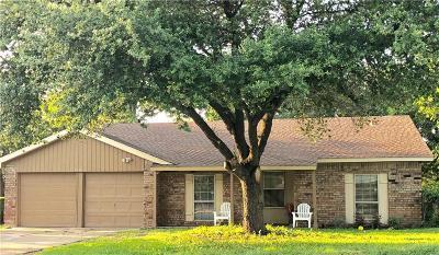 Mesquite Single Family Home For Sale: 2539 Bobwhite Boulevard