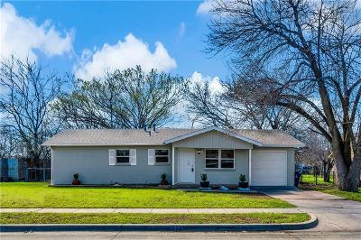 Dallas Single Family Home For Sale: 3915 Roseland Avenue