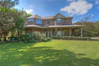 Weatherford Single Family Home For Sale: 115 Lake Circle Court