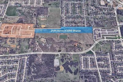 Corinth Residential Lots & Land For Sale: 2250 Sharon Drive
