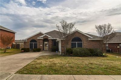 Sachse Single Family Home Active Option Contract: 4514 Cedar Elm Lane