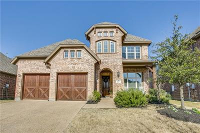 Collin County Single Family Home For Sale: 1637 Post Oak Way