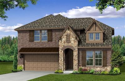 Haslet Single Family Home For Sale: 11857 Toppell Trail