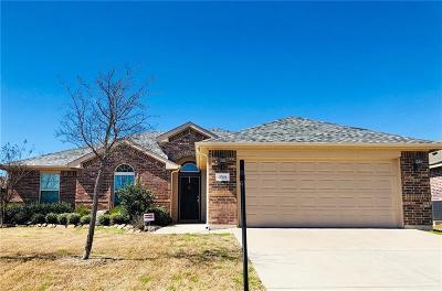 Denton Single Family Home For Sale: 3709 Chapel Hill Lane