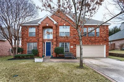 McKinney Single Family Home For Sale: 2925 Willowdale Court