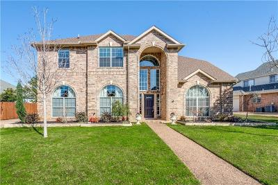 North Richland Hills Single Family Home Active Option Contract: 7904 Arlie Lane