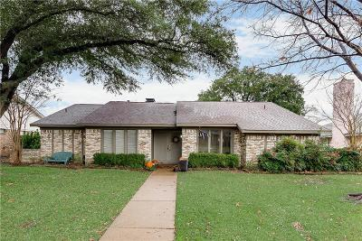 Richardson Single Family Home For Sale: 1909 Marquette Drive
