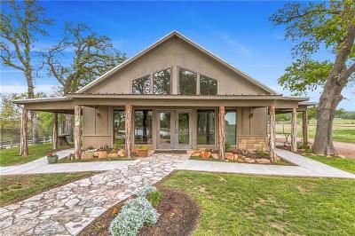 Granbury Single Family Home For Sale: 3005 Neri Road
