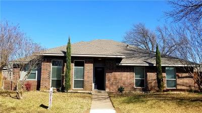 Garland Single Family Home For Sale: 3402 Queenswood Lane