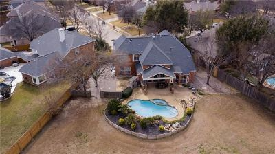 Flower Mound Single Family Home For Sale: 2800 Tophill Lane