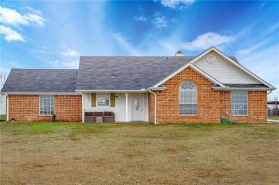 Crandall, Combine Single Family Home For Sale: 4816 N Fm 148