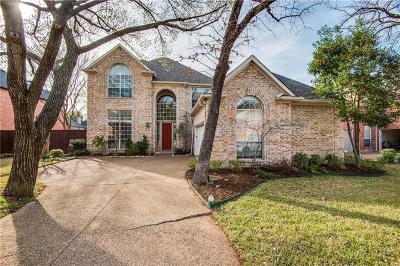 Flower Mound Single Family Home For Sale: 801 Glen Garry Drive