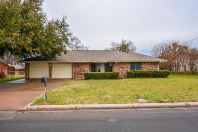 Stephenville Single Family Home For Sale: 1315 N Lydia Street