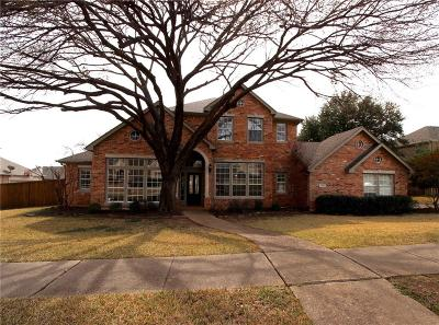 Corinth TX Single Family Home Active Option Contract: $430,000