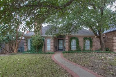 Fort Worth Single Family Home For Sale: 4605 Harley Avenue