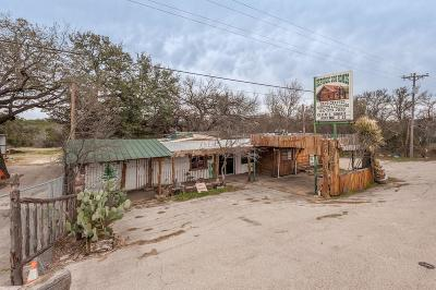 Granbury Commercial For Sale: 3317 Glen Rose Highway
