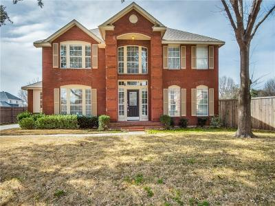 Coppell Residential Lease For Lease: 205 Bayou Court
