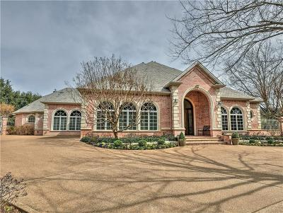 Tarrant County Single Family Home For Sale: 6005 Laurel Valley Court