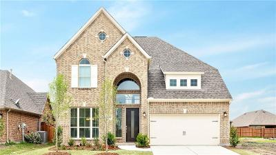 Forney Single Family Home For Sale: 1517 Wheatley Way