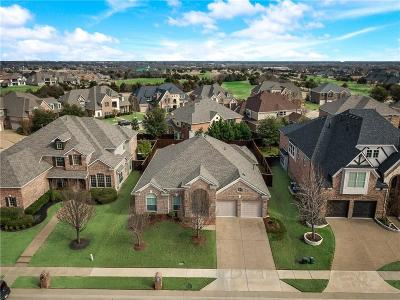 Prosper Single Family Home Active Contingent: 850 Woodview Drive