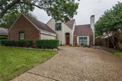 Dallas Single Family Home For Sale: 6028 Bent Creek Trail