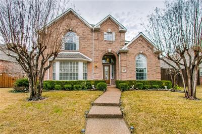 Denton County Single Family Home For Sale: 1609 Crosson Drive