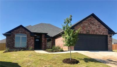 Weatherford Single Family Home For Sale: 3029 Ridgemont Court