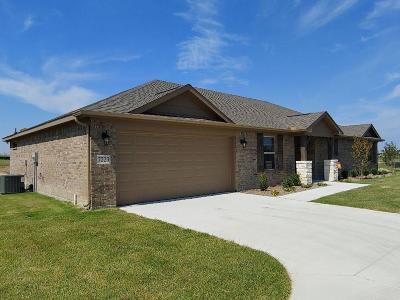 Weatherford Single Family Home For Sale: 7223 Veal Station Road