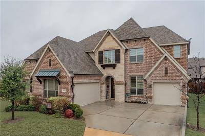 Collin County Single Family Home For Sale: 3725 Noontide Lane