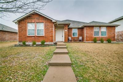 Rockwall Single Family Home Active Option Contract: 3022 Dusty Ridge Drive
