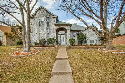 Allen Single Family Home For Sale: 1108 Bayshore Street