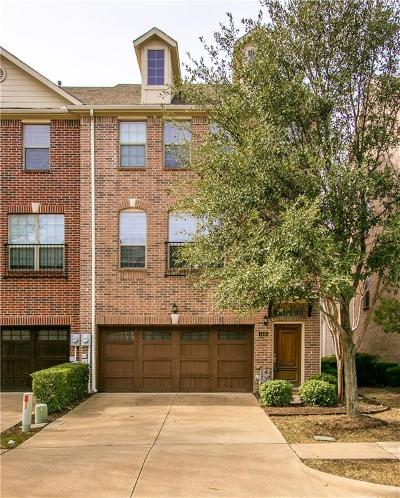 Irving Townhouse For Sale: 1448 Chase Lane