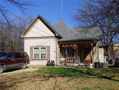 Mineral Wells TX Single Family Home Active Option Contract: $65,000