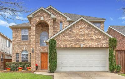 McKinney Single Family Home For Sale: 3608 Meridian Drive